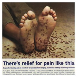 Feet Neuropathy