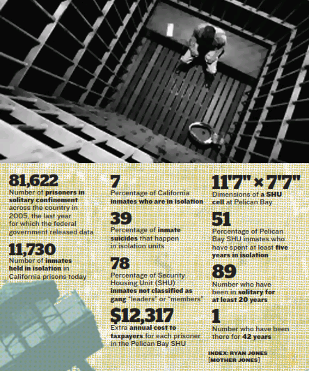 Survivors of Solitary Confinement