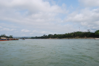 An image of the Usumacinta River, between Chiapas and Guatemala. Photo by thelmadatter http://commons.wikimedia.org/wiki/User:Thelmadatter Licensed under CC by 3.0
